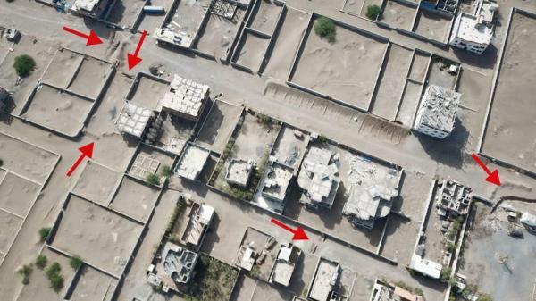 خروقات المليشيات الحوثية لوقف إطلاق النار ليوم الأربعاء داخل مدينة الحديدة