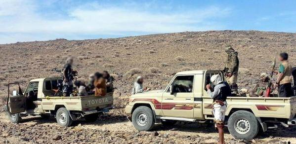 تجدد المواجهات، فجر الاثنين، بين قوات الجيش واللجان وتنظيم القاعدة وسط اليمن