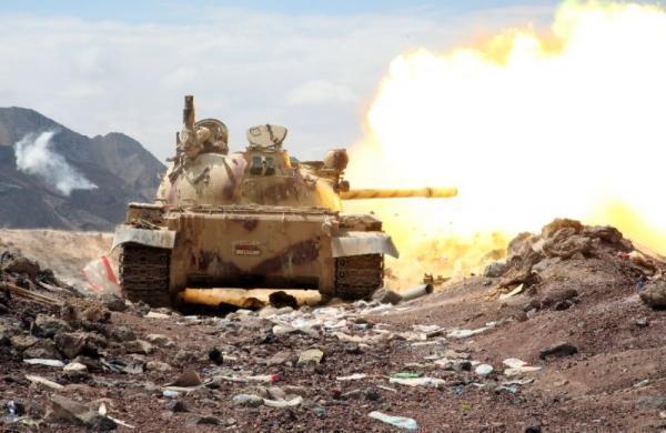 مأرب: الجيش يدحر المرتزقة من موقعين ويصد 4 محاولات تسلل