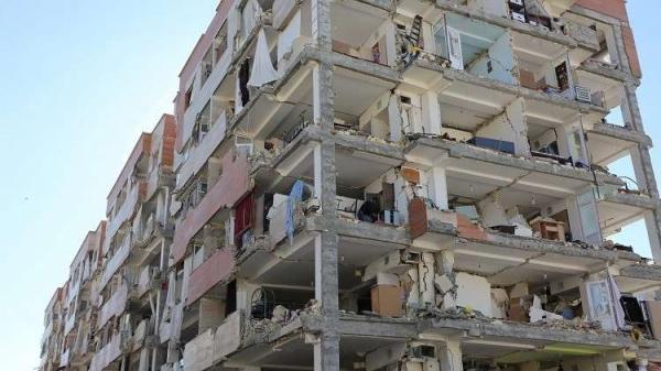زلزال بقوة 5.9 درجة يهز غرب إيران وإصابة نحو 130