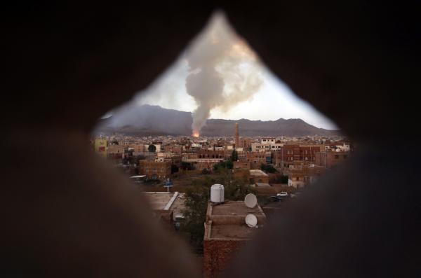 &#34ذي ايكونوميست&#34: دور الغرب في الحرب السعودية على اليمن أكثر فتكاً من روسيا في سوريا