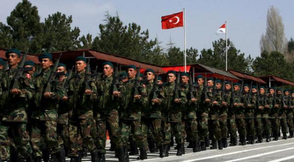 1.5% من الجيش متورط في محاولة الانقلاب بحسب رئاسة الأركان التركية