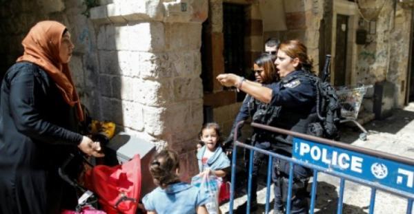 الاردن يدين اقتحام قوات اسرائيلية المسجد الاقصى والاعتداء على المصلين