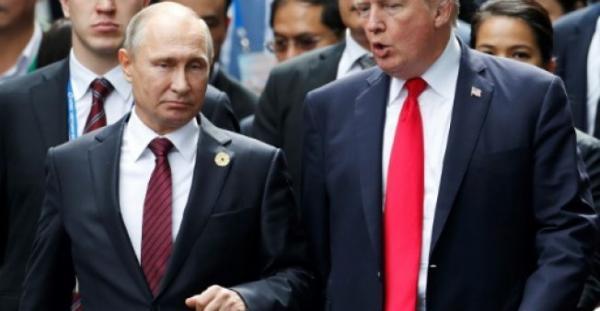 """بوتين """"مستعد للتوجه الى واشنطن"""" ويدعو ترامب الى موسكو"""