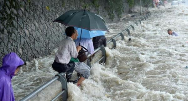 الصين تطلق تحذيرا من الإعصار نيدا