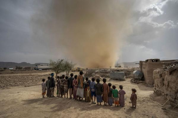 """""""ذا نيشن"""": لماذا يتجاهل العالم اليمن؟"""