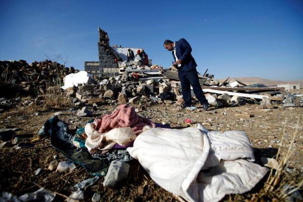 A Fresh Saudi-led Massacre In Yemen