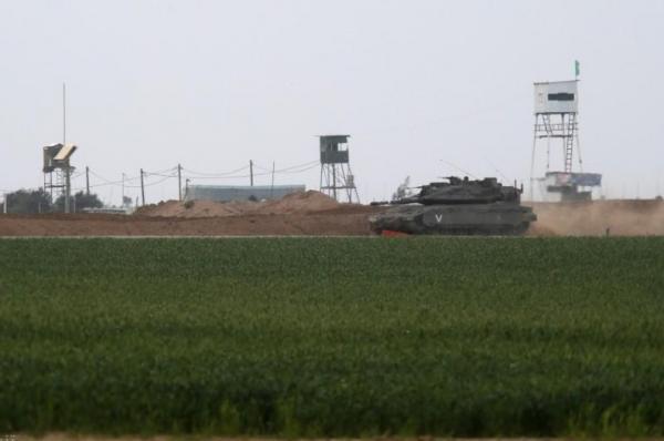 مقتل اثنين من حماس في قصف إسرائيلي بغزة
