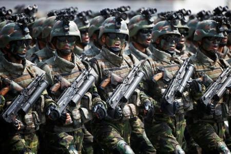 كوريا الشمالية تعلن تطوع قرابة 3.5 مليون مواطن في الجيش