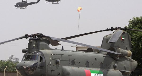 الامارات تعترف بمقتل 4 من جنودها في تحطم طائرة عسكرية باليمن