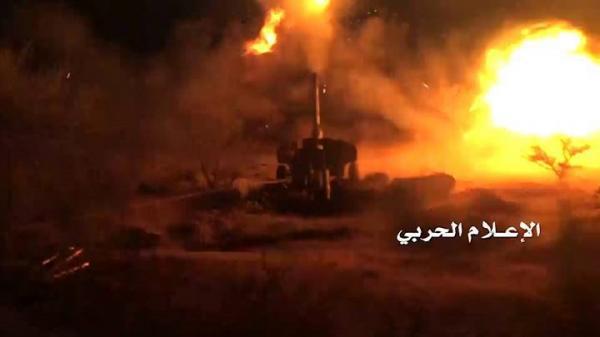 قصف مدفعي يوقع قتلى في صفوف المرتزقة بالبيضاء