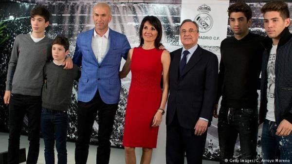 ماذا يفعل زيدان بعد استقالته من تدريب ريال مدريد؟