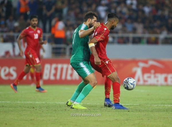البحرين تتوج بكأس &#34غرب آسيا&#34 بعد فوزها على العراق