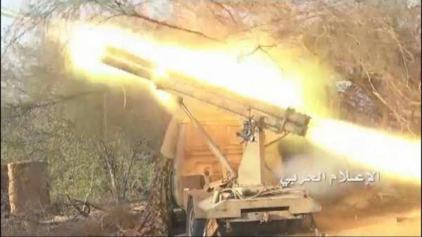الجيش يكثف هجماته على مواقع المرتزقة بشبوة