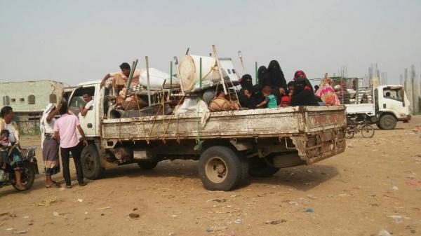 القوات المشتركة تفتح منافذ آمنة لأهالي الدريهمي للنزوح خارج المدينة