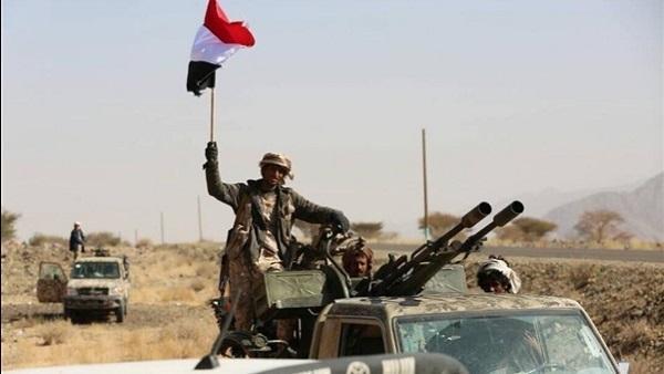 القوات الحكومية تحرر سلسلة جبلية بالجوف وتسيطر على مركز مديرية باقم في صعدة