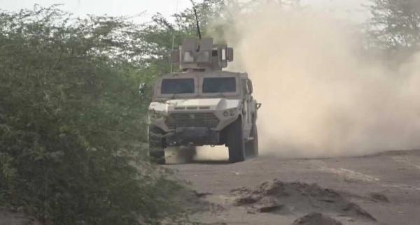 كسر هجوم واسع لمليشيات الحوثي في مديرية حيس بالحديدة