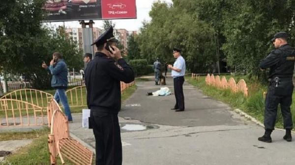 طعن 8 بمدينة روسية والشرطة تقتل المهاجم