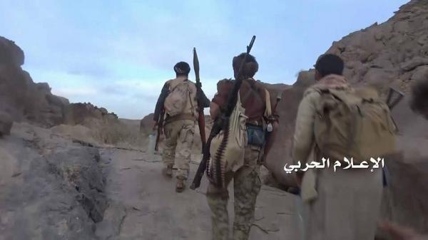 52 غارة في العمق: قوات يمنية تقترب من خط امداد الجيش السعودي في عسير