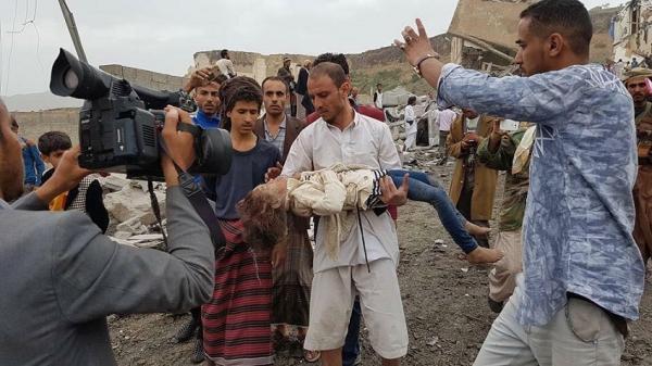 اليمن يطالب مجلس الأمن والاتحاد الأوروبي إرسال لجان تحقيق في جرائم السعودية