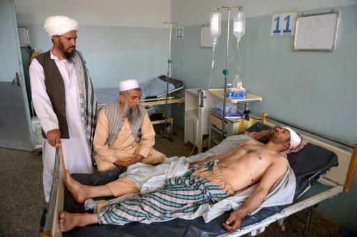 غارات جوية تقتل 13 مدنيا في أفغانستان