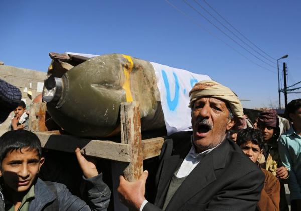 تجميد صفقة قنابل انشطارية أمريكية للسعودية يوقف إنتاج هذا النوع من القنابل