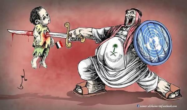 دبلوماسي هندي: دور الأمم المتحدة والقوى الغربية في التستر على المسارات الكارثية للحرب السعودية على اليمن
