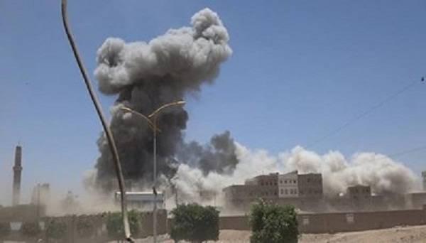 اليمن.. غارات على مناطق متفرقة بصعدة