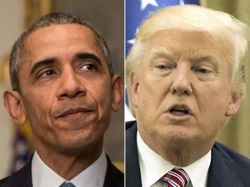 ما هي رسالة اوباما لترامب قبل مغادرته البيت الابيض؟