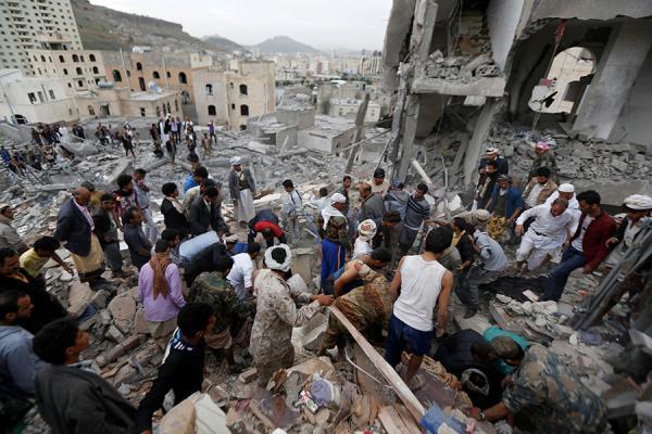 تقرير الأمم المتحدة لحقوق الإنسان يحث على إجراء تحقيق دولي في اليمن