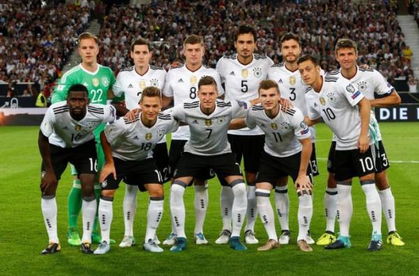 المانيا قاب قوسين أو أدنى من التأهل لكأس العالم بفوز ساحق على النرويج