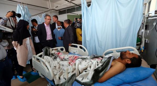 الصحة العالمية: عدد حالات الكوليرا في اليمن يتجاوز 600 ألف