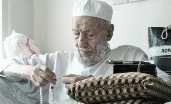 صالح معزيا في فقيد اليمن العلامة محمد بن محمد المنصور
