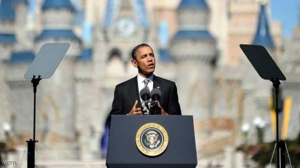 أوباما يكشف قصة طرده من &#34المملكة السحرية&#34