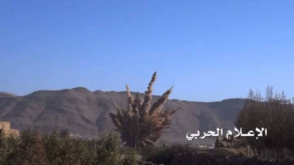 استشهاد مدني في غارة سعودية على صعدة