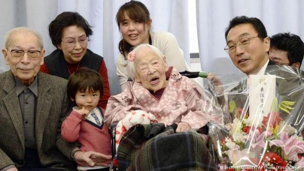 هل ستتحول اليابان إلى مركز المعمرين في العالم؟