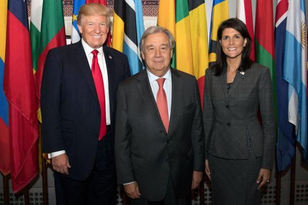 الأمين العام والرئيس الأميركي يؤكدان التزامهما بإصلاح الأمم المتحدة بدعم من أكثر من 120 دولة