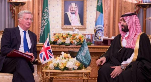 وكالة: بريطانيا والسعودية توقعان اتفاقية إطارية للتعاون العسكري