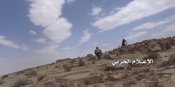 هجوم واسع للجيش يطهر مواقع شرق صنعاء