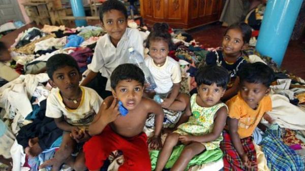 سريلانكا تعترف بوجود &#34مزارع&#34 لبيع الأطفال الرضع لعائلات في أوروبا