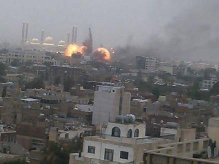 دراسة للأمم المتحدة: أثر الأسلحة المتفجرة في اليمن أصبح أكثر تدميرا عما تشهده سوريا والعراق