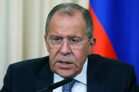 لافروف: روسيا تدرس مشروع قرار فرنسي في مجلس الأمن بشأن سوريا
