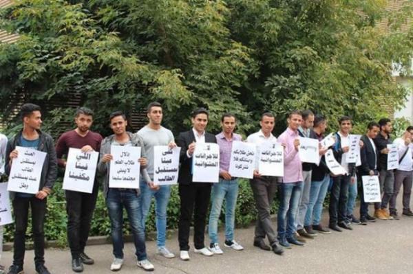 الإعلان عن تحويل مستحقات الطلاب اليمنيين المبتعثين في الخارج