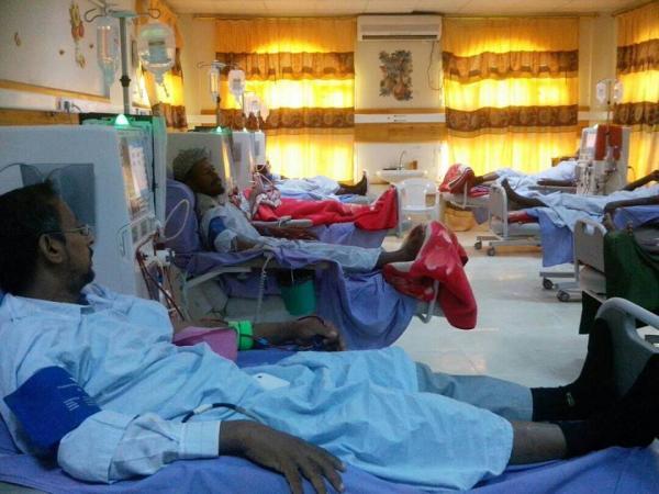 مرضى الفشل الكلوي في اليمن يناشدون الأمم المتحدة