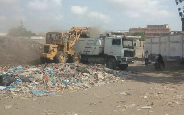 المقاومة الوطنية تدشن حملة نظافة شاملة في مدينة التحيتا