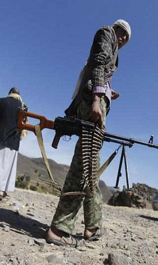 الكشف عن نقاط الوصل والممرَّات والجهات التي يتم التهريب من خلالها لصالح المليشيات الحوثية
