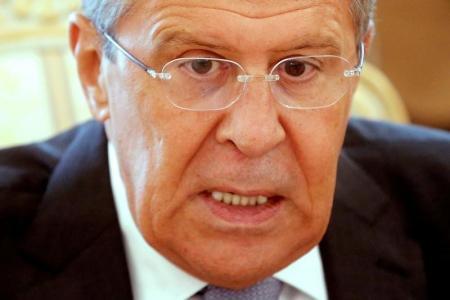 لافروف: روسيا قادرة على حماية أصولها في سوريا في حالة وقوع قصف أمريكي مكثف