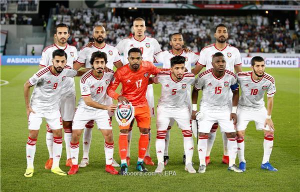 الإمارات تقسو على إندونيسيا بخماسية نظيفة وتتصدر المجموعة السابعة
