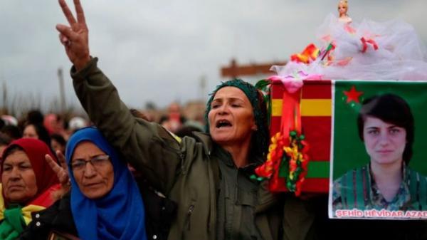 """""""لا أصدقاء للأكراد سوى الجبال والريح"""""""