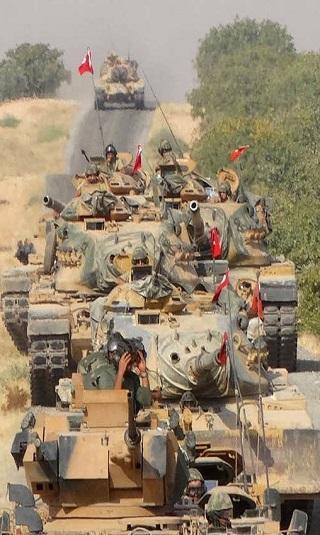 """الصحافة البريطانية تناقش """"خيانة على الحدود السورية"""" و""""حماقة"""" أردوغان"""